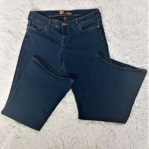KUT FROM THE KLOTH BLUE JEANS SIZE 10